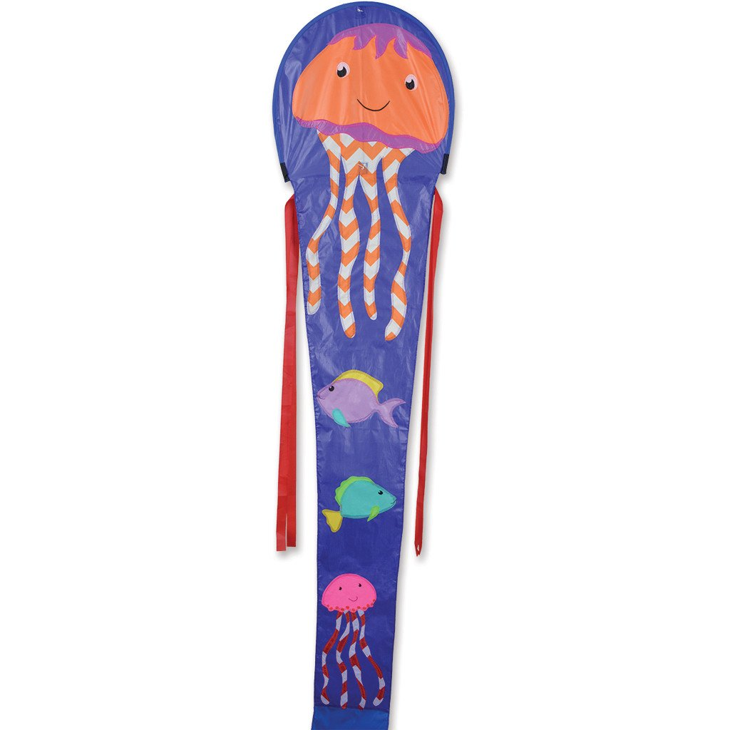 Jellyfish 30 Foot Dragon Kite