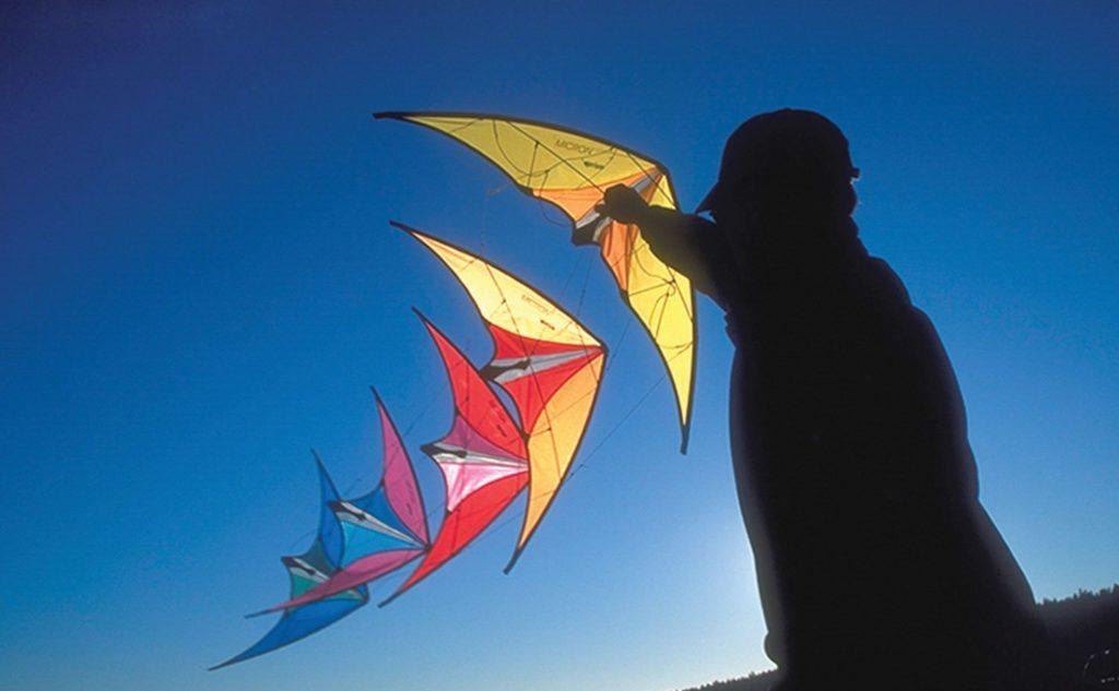 Prism Micron 5 Stack Kite