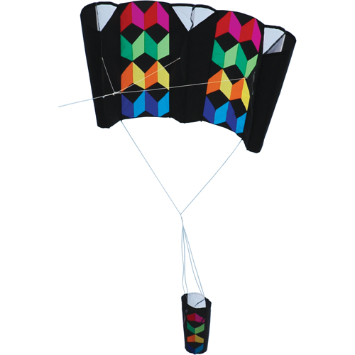 Rainbow Illusion Power Sled 24 Kite