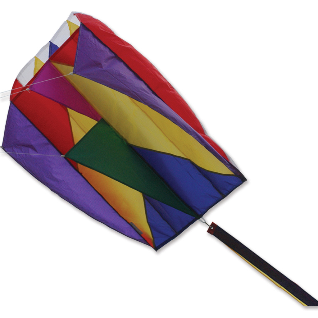 Rainbow Parafoil Kite