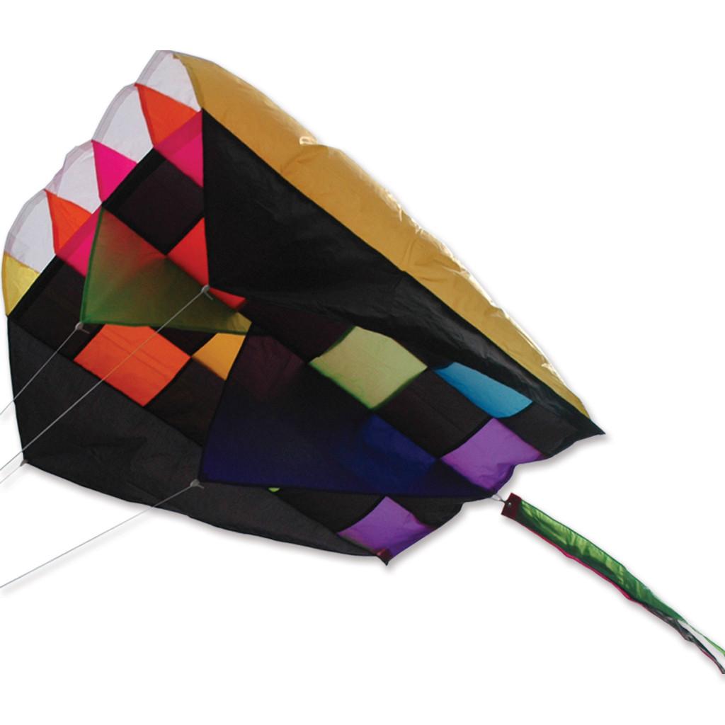 Rainbow Tecmo Parafoil Kite