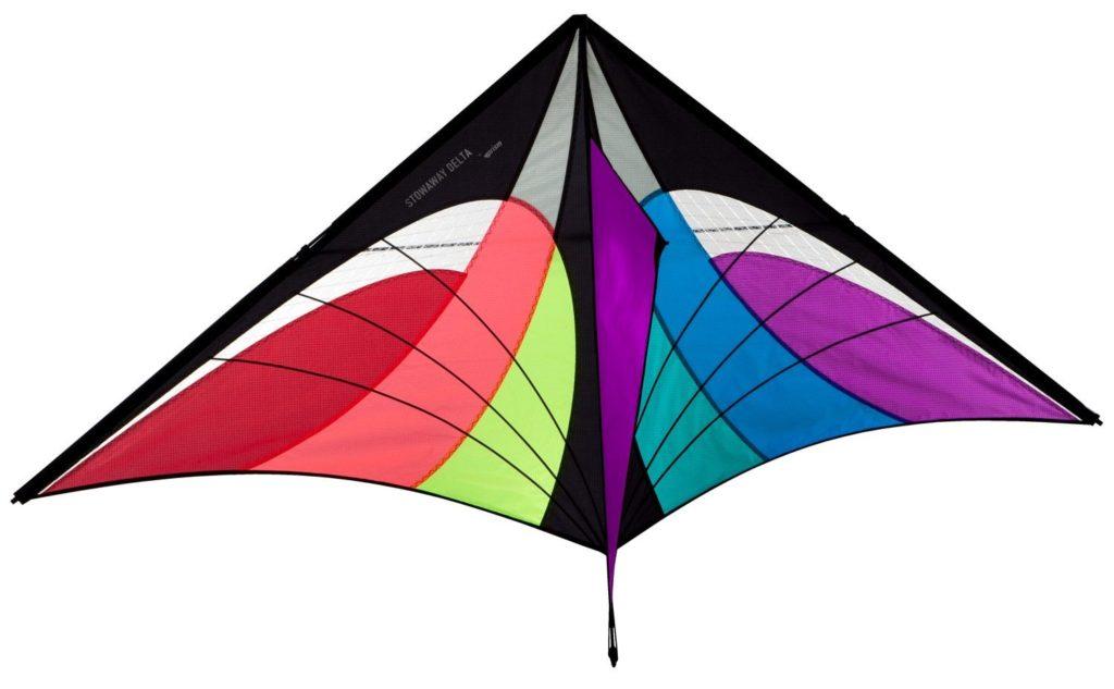 Stowaway Delta Kite